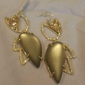 Alexis Bittar Dangling Earrings NWT